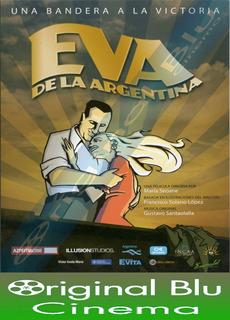 Eva De La Argentina - Francisco S. López/ María Seoane - Dvd