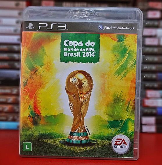 Copa Do Mundo Da Fifa Brasil 2014 Ps3 Playstation 3