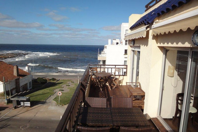 Pent-house, 3d, 2b,vista,garaje,muca,terrazas,pisc. Turismo