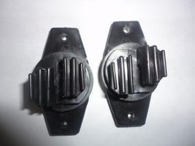 Isolador Tipo W Cerca Eletrica- 100 Unidades