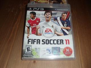 Fifa Soccer 11 Para Ps3