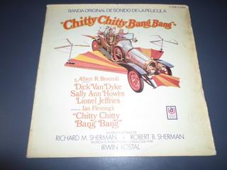 Chitty Chitty Bang Bang - Banda Sonora De La Pelicula * Lp
