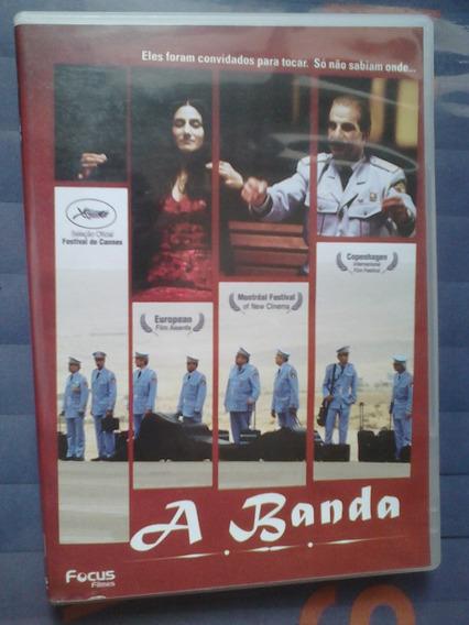 Dvd A Banda Filme De Israel (the Band Visit) 2007