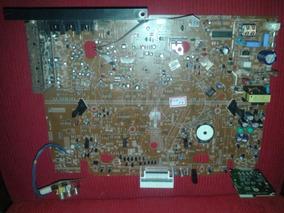 Placa Principal Do Vídeo Cassete Lg Cc.403b