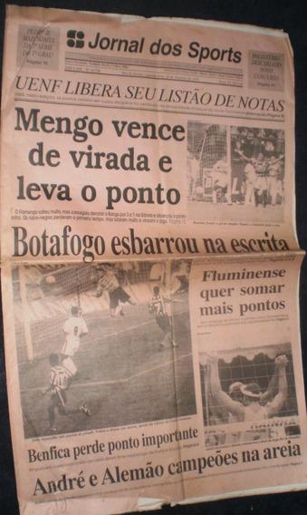 Flamengo - Jornal Dos Esportes 20-fev-1995