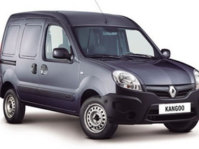 Renault Kangoo Confort A/ac 1p Tasa 0% Hasta 150000 (ca)