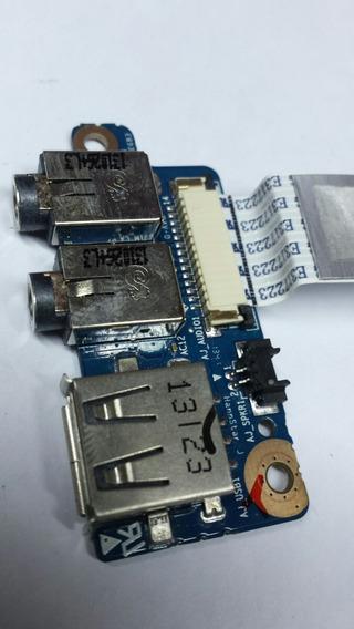 Placa De Áudio E Usb Notebook Philco 14m2 -r1244lm