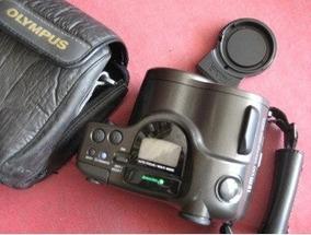Câmera Analógica Olympus Recordata Back 330 *com Brinde