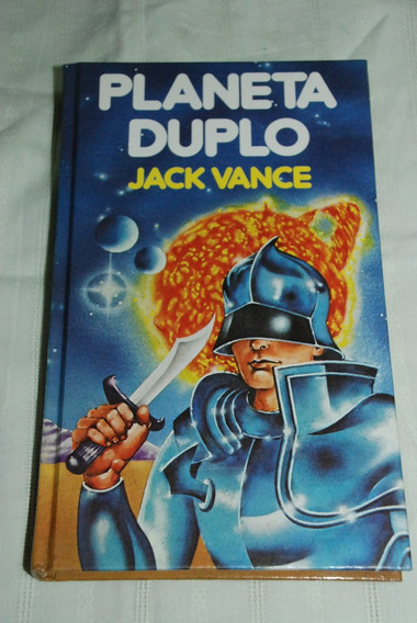 Livro Planeta Duplo Jack Vance