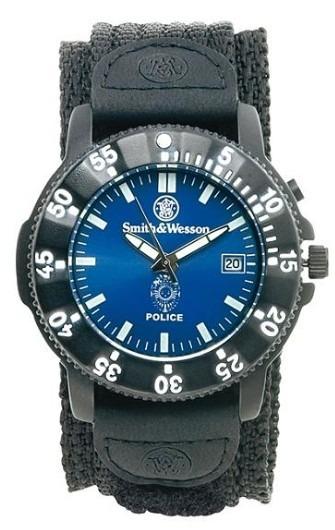 Tb Reloj Smith & Wesson Police Watch