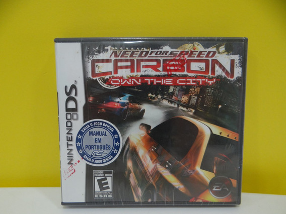 Need For Speed Carbon - Nds - Lacrado!