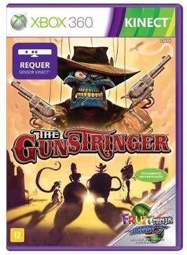Game The Gunstringer Para Xbox 360 - Microsoft