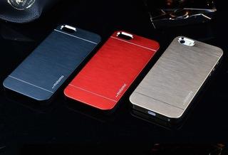 Capa Case Metal Alumínio iPhone 5 5s Ultra Fino Luxo