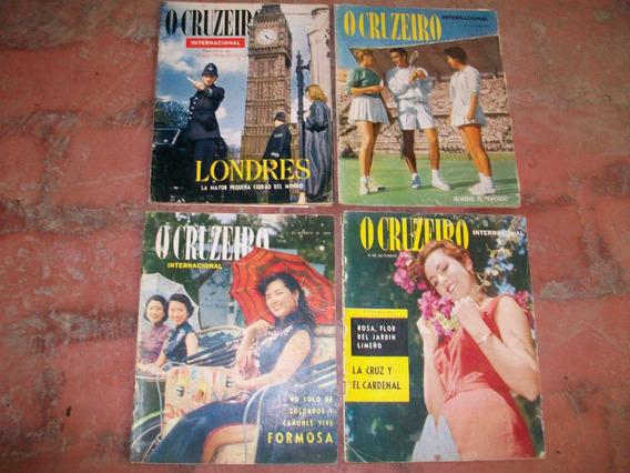 Antiguas Revistas O Cruzeiro Desde 1959