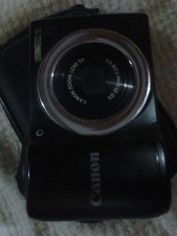 Baixou!! Lote 2 Câmeras Digitais Canon E Panasonic.