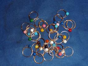 Lote Com 30 Anéis De Brinquedos Antigos Dos Anos 80