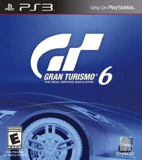 Gran Turismo 6 - Digital - Ps3 - Manvicio Store