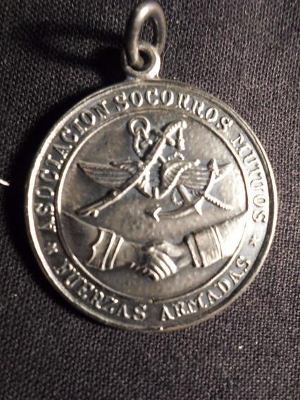 Medalla Asociación Socorros Mutuos Fuerzas Armadas
