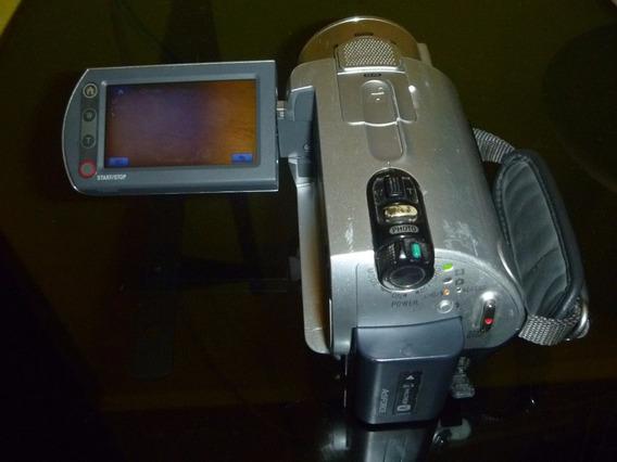 Vendo Filmadora Sony Hdd Dcr-sr200