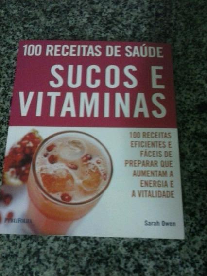 Livro Sucos E Vitaminas