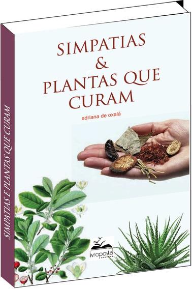 Livro De Plantas Que Curam
