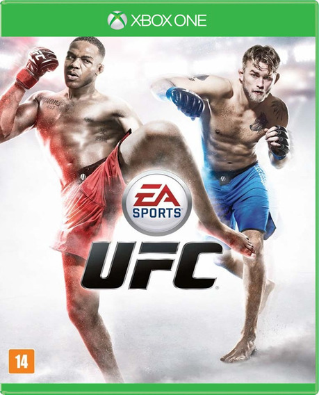 Ea Sports Ufc - Xbox One - S. G.