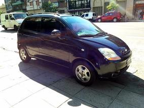 Chevrolet Spark 2008 Lt Full Negro