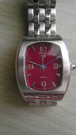 Precioso Reloj E La Marca Marc Encko Unico Checalo