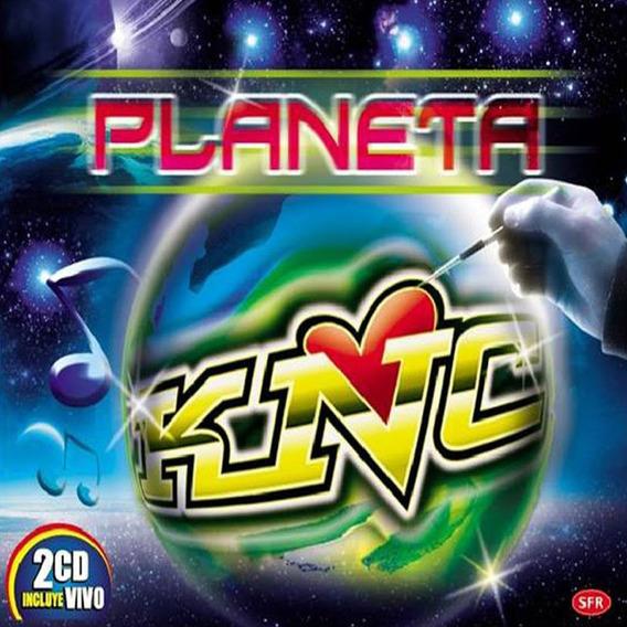 Kaniche Planeta Kaniche Cd Doble (nuevo/cerrado)
