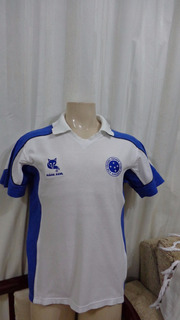 Camisa Do Cruzeiro Da Máfia Azul