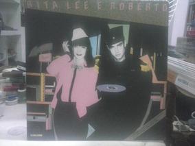 Lp Rita Lee E Roberto- Bom Bom (1983) C/ Encarte - (403-6296
