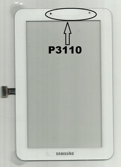 Tela Touch P3110 Branco Samsung Galaxy Tab 2 - 7.0