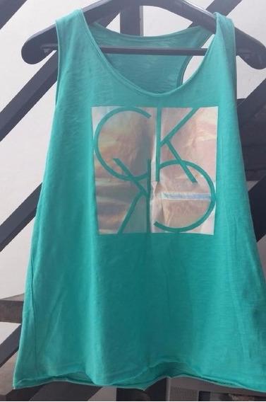 Ligb Calvin Klein Remera Musculosa Xl Nueva U.s.a.