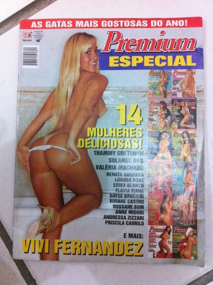 Sexy Especial Premium Vivi Fernandes Gata E Mais 14 Musas