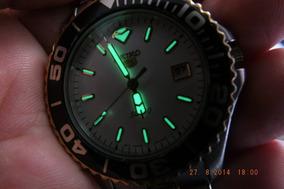 Relogio Seiko Sq 100-brasil Relógios