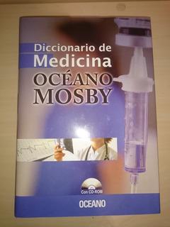 Libro Enciclopedia Diccionario De Medicina Oceano Mosby
