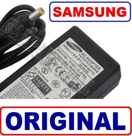 Carregador Do Samsung Rv420-cd2 300e4c-ad5 500p4c-ad2 Np500