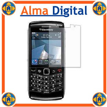 2x1 Laminas Protectora Pantalla Blackberry Pearl 9100 9105