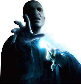 Voldemort Varita Magica Slytherin Harry Potter Halloween