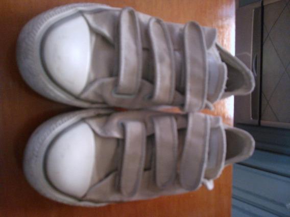 Zapatillas 37 1/2 Con Abrojo