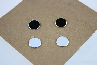 Adesivo Proteção Tecla Home iPhone iPad Sticker (4 Unidades)