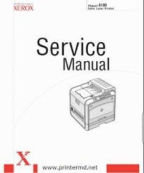 Manual Técnico Xerox 8560 8570 Cera