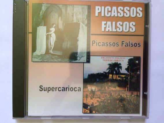 Cd Picassos Falsos (1º) E Supercarioca