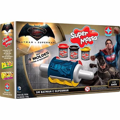 Super Massa Batman E Superman - Estrela