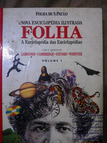 Enciclopédia Ilustrada Folha São Paulo, Completa Vol 1 E 2