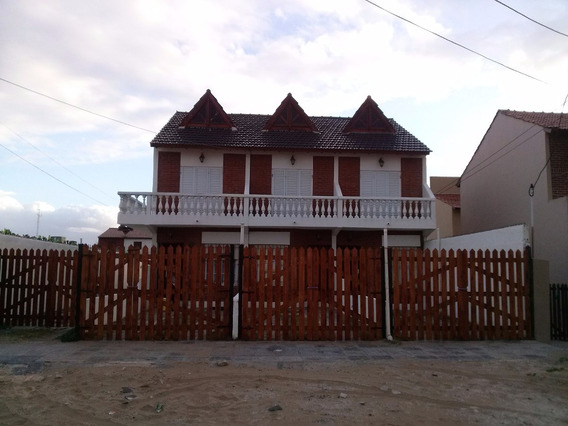 Triplex 7 Pers. Permuto Por Dto. Capital O San Martin.