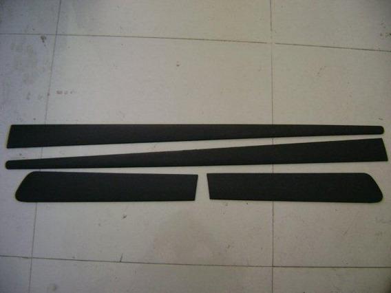 Kit Jogo Friso Acabamento Lateral Original Palo G3 2p 04-08