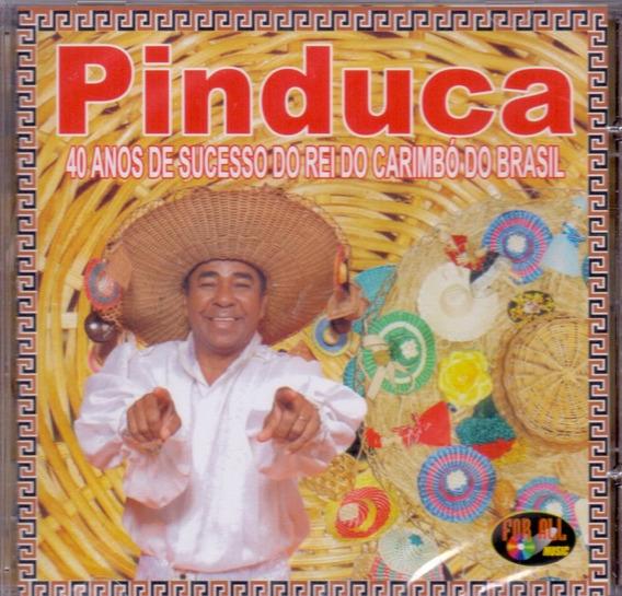 Cd Pinduca - 40 Anos De Sucessos - Novo***