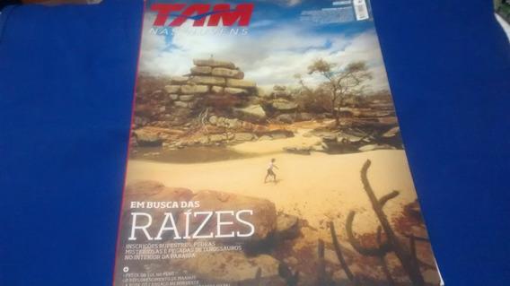 Revista Tam Nas Nuvens R$ 10,00