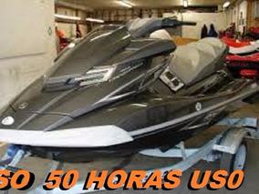 Jet Ski Yamaha Sho Turbo 3 Lugares 50 Horas De Uso+carreta
